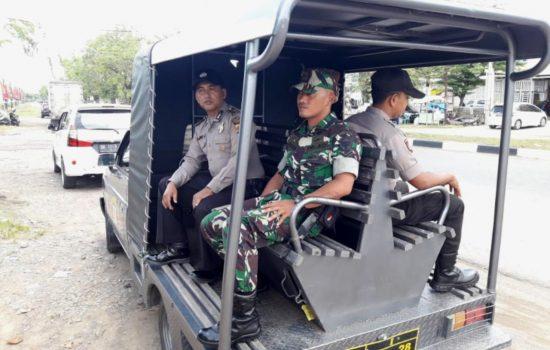 Patroli Gabungan TNI Polri Pelihara Stabilitas Keamanan Selama Ramadhan