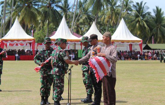 Kasdam IM Tutup Opster TNI TA 2019 Kodim 0107/Aceh Selatan