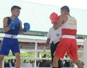 Session Keempat Kejuaraan Tinju Amatir Se-Sumatra Piala Pangdam IM CUP II Tahun 2019