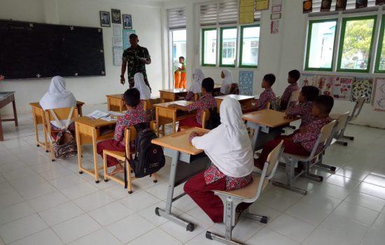 Serda Budi Ajak Pelajar SD Cinta Tanah Air