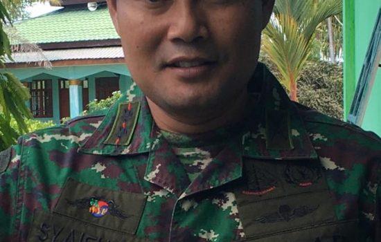Dandim 0109/Asing Ajak Seluruh Komponen Masyarakat Aceh Singkil Cegah Karhutla