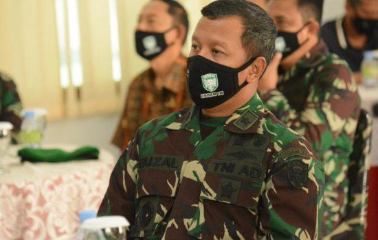 HUT Ke-75 Zeni TNI AD, Irdam IM Imbau Hal Ini kepada Prajurit